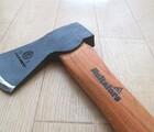 ハルタホース斧レビュー!キャンプ用手斧ハスクバーナ・グレンスフォシュブルークス比較!斧は必要です!