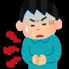 胃が痛いので病院に行ったらストレスが原因と診断されました。