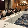 高知市で吉川農林水産大臣との意見交換会