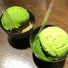 7段階の濃さの抹茶ジェラートが味わえる『ななや』浅草店(^^)