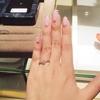 婚約指輪探し④