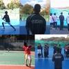 熊谷杯予選2日目、深沢高校練習試合