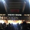 20190208 THE BACK HORN@日本武道館