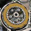 【125EXC TE125】クラッチプレートの素材による比較検証 (スチール/アルミ)
