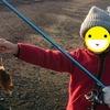 カレイ釣り 愛媛県伊予市で20センチをゲット!