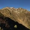 谷川岳 西黒尾根から登頂 11月4日