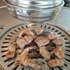 ペナンの韓国焼肉屋さんと今日の買い物