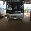 ルアンパバーンからチェンマイ 陸路バス移動 注意点など シェア