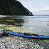 2020青森シーカヤックツアー 下北半島 Day3 荒れ気味の海とホタテ定食