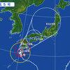 『台風5号上陸』この台風の特徴と注意する点。絶対に安全を確保して情報を共有してください!!