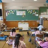 1年生:学校での生活を勉強中