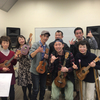 1/28(日)平本直也氏によるウクレレセミナー開催致しました!