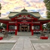 神社なのにステンドグラス? 大阪府池田市にある織姫の呉服神社