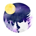 満月なのでご紹介します。