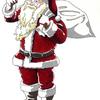 メリークリスマス!たくさんの子供たちが楽しみに待っているサンタクロース✨