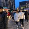 ニュルンベルクの市内観光
