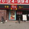 すき家 オニオンサーモン丼