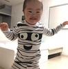 パジャマ(3歳1ヶ月)
