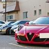 【Alfa Romeo】 4C モーニングの集い