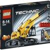 [Lego] [Arduino] レゴのクレーンをサーボで動かしてハスハスする