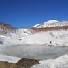 泥パックでお肌すべすべ♪ 雪秩父温泉 北海道 蘭越町 2020年3月