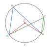第3巻命題21 円周角の定理