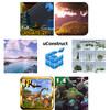 【サイバーマンデーMEGAセール】Vol.8 『50%OFF』大ボリュームの3Dモデル素材集と、リアルタイムに植物や建物を生成するエディタまとめ
