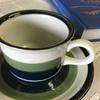 1973年から1974年のたった2年だけ製造された貴重な一品です。アラビア / カタヤ コーヒーカップ&ソーサー