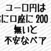 直近1年半のトラリピでロスカットしない余力資金を調べた 〜ユーロ/円編〜