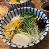 たんぱく質40g【吉野家の牛丼の具を使ってぶっかけ肉蕎麦】