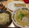 天下一品新宿西口店@新宿 スペシャル定食