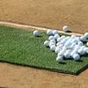 ゴルフの練習:腰椎でスイング