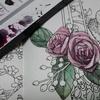 水彩で薔薇を塗ってみた~の巻き