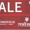 【無料クーポン取得方法】NEWYORKERの決算セールが安い!!【ニューヨーカー】