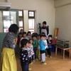 幼稚園の隅々まで知っている1年生。おかえり! おめでとう!