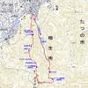 兵庫県相生市の天下台山(321.4m)