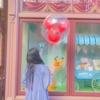 大人だけど、ディズニーで36周年の風船欲しいから買ったった。笑