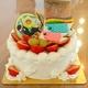 5月5日「こどもの日」(*^ー^)ノ♪鯉のぼりのショートケーキ!!