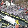 ★韓国でデモ「自国軍の兵士を殺した人物を歓迎する国なんて、国ではない」