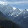 ネパ-ルの世界自然遺産 エベレスト その9