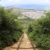 ハワイ最難関のトレイルに挑戦!!