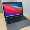 MacBook Air(M1、2020)を購入。開封写真。簡単な感想レビューなど
