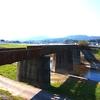 三井セメント専用線(福岡県金田~見立)廃線跡 散策