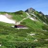 【登山】2012.8.4_剣岳(2) 剱御前小舎~剣山荘~剱岳