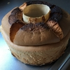 ふわふわ膨らんだシフォンケーキ作りました