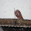 雪のハンガーステージ