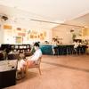 職業の組み合わせ:デザイナー×カフェ