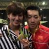 【スーパープレイ動画】卓球金メダルの許昕選手とはどんな選手?+かわいい彼女情報