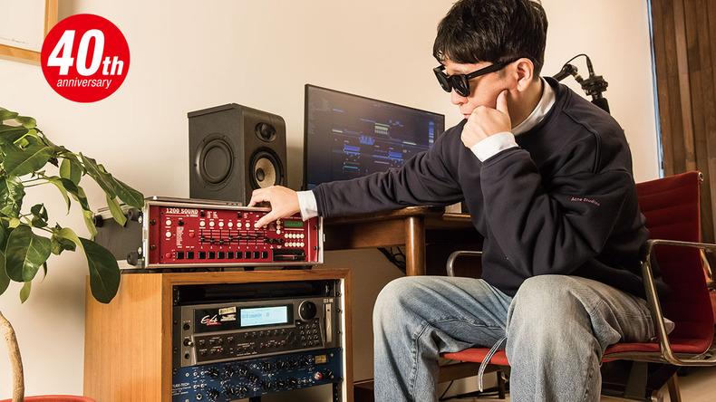 ☆Taku Takahashi × E-MU E4 Platinum & ARMEN 1200 Sound【前編】〜ハードウェア・サンプラーの何が魅力なのか?