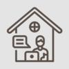 新型コロナウイルス感染拡大に伴う、時差出勤・在宅勤務等の実施のお知らせ(2/17開始、期間延長)